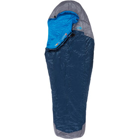 The North Face Cat'S Meow Sleeping Long Bag Herr blue wing teal/zinc grey